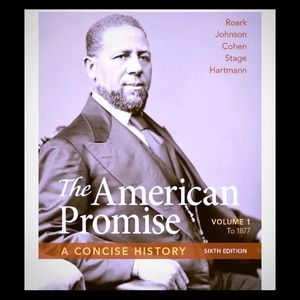The American Promise A Concise History Volume 1
